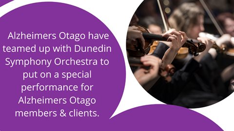 Join Us For An Exclusive Performance From Dunedin Symphony Orchestra.